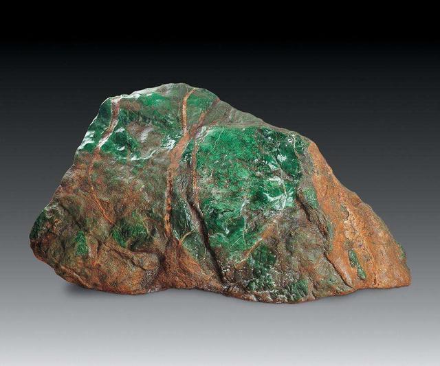 Гидротермальный изумруд