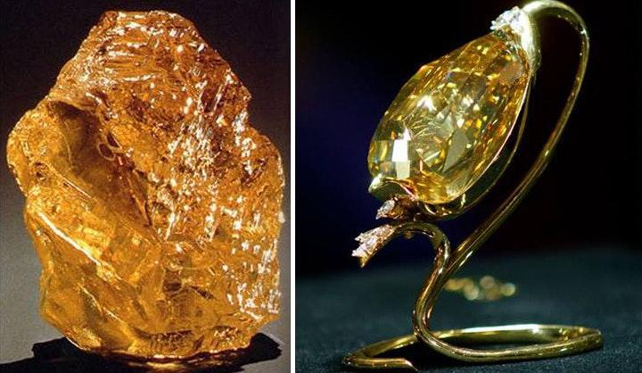 Как выглядит в природе и как добывают драгоценный камень алмаз