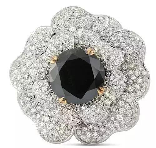 Название, разновидности и стоимость черного алмаза