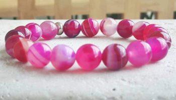 Розовый агат, происхождение, свойства, сферы использования